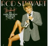 Rod Stewart Stardust - The Great American Songbook Vol.3 CD