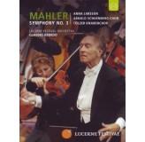 Lucerne Festival Orchestra Claudio Abbado Mahler Symphony No. 3 DVD