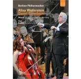 Berliner Philharmoniker Daniek Barenboim Wagner Die Meistersinger Von Nurnberg, Elgar Cello Concerto In E Minor, Op. 85 DVD