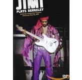 Jimi Hendrix Experience Jimi Plays Berkeley DVD
