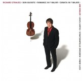 Jan Vogler Luisi Lortie Staatskapelle Dresden Strauss Don Quixote, Romance, Sonata In F Major CD
