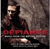 Soundtrack Defiance Music By James Newton Howard CD