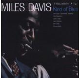 Miles Davis Kind Of Blue Remasters CD
