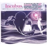 Incubus Monuments & Melodies CD