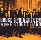 Bruce Springsteen & The E Street Band Greatest Hits CD
