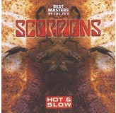 Scorpions Hot & Slow Best Masters Of The 70s CD