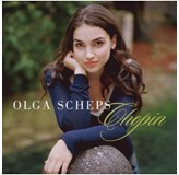 Olga Scheps Chopin CD