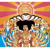 Jimi Hendrix Axis Bolds As Love CD+DVD