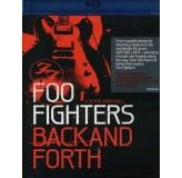 Foo Fighters Back & Forth BLU-RAY