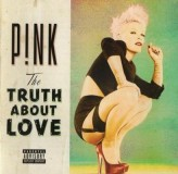Pink Truth About Love CD