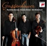 Nils Monkemeyer Maximilian Hornung Nicholas Rimmer Gassenhauer CD