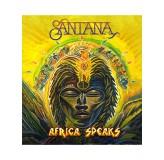 Santana Africa Speaks CD