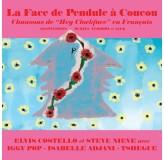 Elvis Costello La Face De Pendule A Coucou Rds 2021 Red Vinyl LP