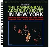 Cannonball Adderley Sextet In New York Keepnews CD
