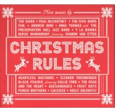 Various Artists Christmas Rules CD