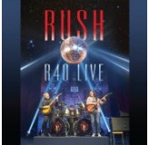 Rush R40 Live Deluxe CD3+DVD2