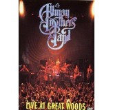 Allman Brothers Band Live At Great Woods DVD