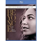 Beyonce Life Is But A Dream, Live In Atlantic City BLU-RAY2