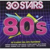 Various Artists 30 Stars 80s CD2