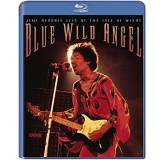 Jimi Hendrix Blue Wild Angel Live At The Isle Of Weight BLU-RAY
