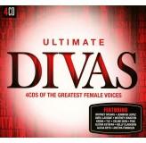 Various Artists Ultimate Divas CD4