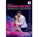 Jonas Kaufmann Pappano Puccini Manon Lescaut DVD