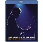 Jimi Hendrix Experience Electric Church Atlanta Pop Festival 1970 BLU-RAY
