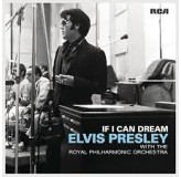 Elvis Presley Royal Philharmonic Orchestra If I Can Dream LP2
