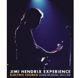 Jimi Hendrix Experience Electric Church Atlanta Pop Festival 1970 DVD