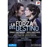 Jonas Kaufmann Anja Harteros Verdi La Forza Del Destino DVD