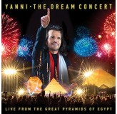 Yanni Dream Concert Live From Great Pyramids Of Egypt CD+DVD