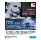 Jonas Kaufmann Thielemann Pagliacci, Cavalleria Rusticana BLU-RAY