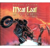Meat Loaf Bat Out Of Hell Special Edition CD+DVD