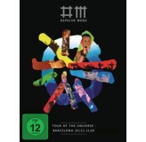 Depeche Mode Tour Of The Universe Barcelona 20/21.11.09 DVD2+CD2