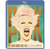 Pink Truth About Love Tour Live From Melbourne BLU-RAY
