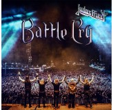 Judas Priest Battle Cry Live From Wacken Festival DVD