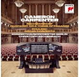 Cameron Carpenter Rachmaninov Rhapsody On A Theme Of Paganini CD