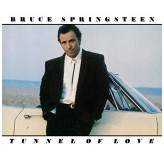 Bruce Springsteen Tunnel Of Love LP2