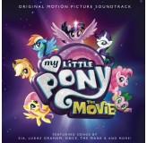 Soundtrack My Little Pony The Movie CD