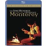 Jimi Hendrix Experience Live In Monterey BLU-RAY