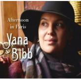 Yana Bibb Afternoon In Paris CD