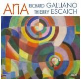 Richard Galliano Richard Escaich Aria CD