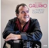 Richard Galliano Tokyo Concert CD