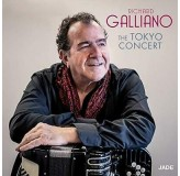 Richard Galliano Tokyo Concert LP2