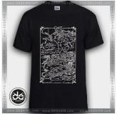 Majica Game Of Thrones Map T-Shirt, Xxl, Black T-Shirt MAJICA