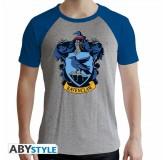 Majica Harry Potter Ravenclaw T-Shirt, Xl, Grey MAJICA