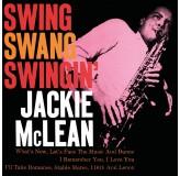 Jackie Mclean Swing Swang Swingin LP