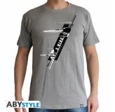 Majica Star Wars X-Wing Resistance T-Shirt, Xl, Grey MAJICA