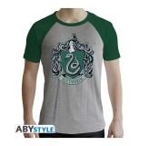 Majica Harry Potter Slytherin T-Shirt, Xl, Grey MAJICA
