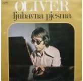 Oliver Dragojević Ljubavna Pjesma CD